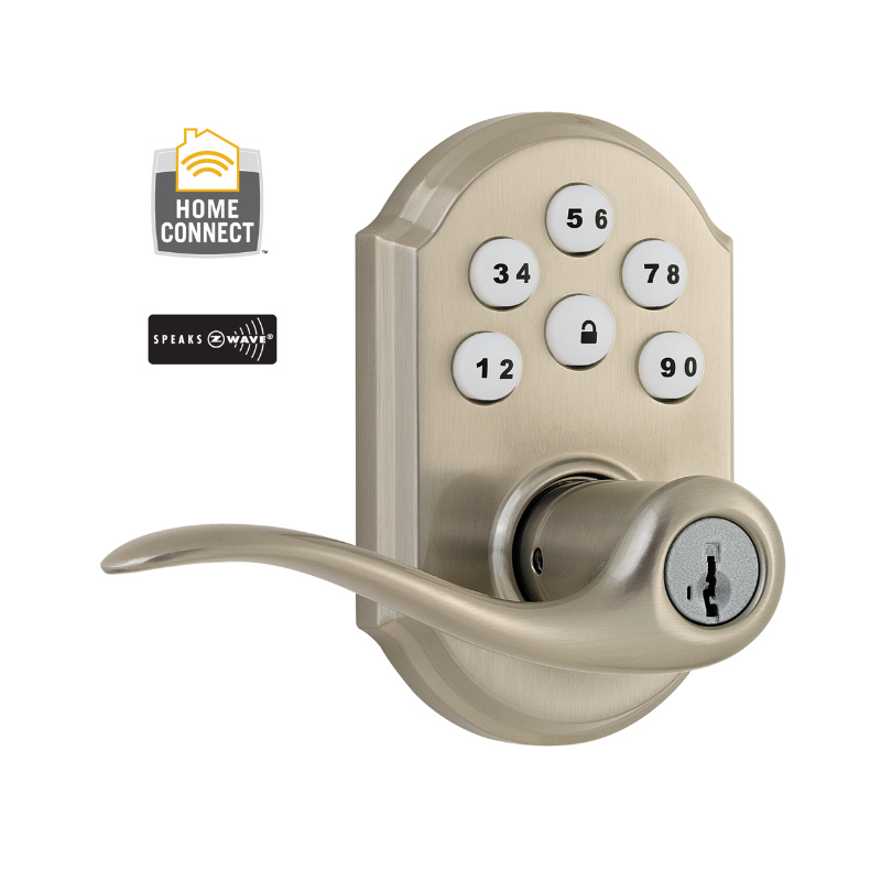 Z Wave Product Catalog Kwikset Smart Code With Home Connect Technology