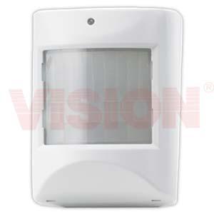 Z Wave Product Catalog Pir Motion Sensor Vision