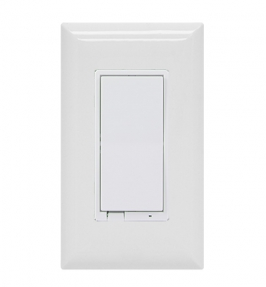 Ge In Wall Dimmer Toggle Almond No Neutral