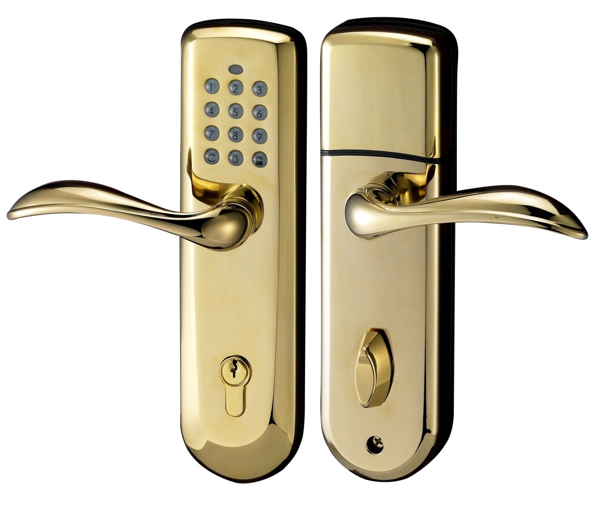 Z-Wave Product Catalog - Queenlock Z-Wave Mortise Lock