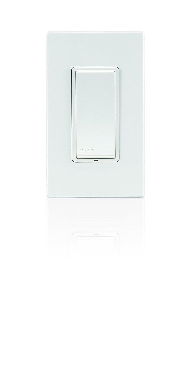 Leviton switch control LED strip plug in leviton zwave receptacle ...