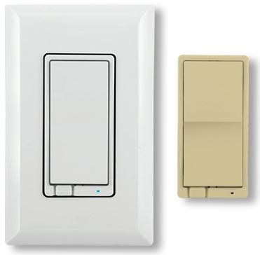 ZWave Product Catalog Jasco InWall Dimmer 45712 - Jasco Relay Switch