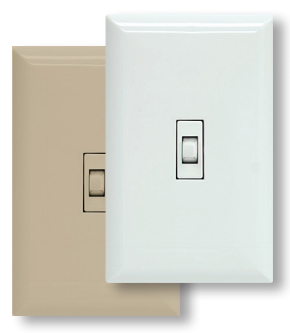 ZWave Product Catalog Jasco InWall ONOFF Toggle White 45740 - Jasco Relay Switch