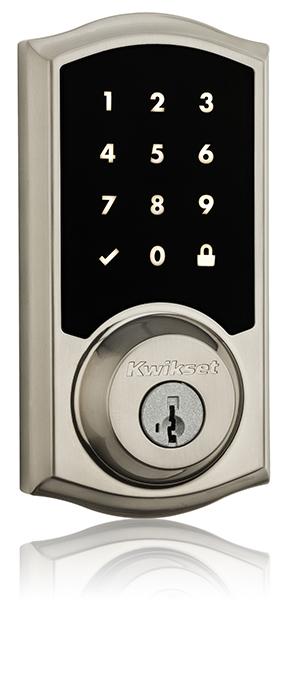 Z wave product catalog kwikset 916 door lock for u s for Adt z wave door lock