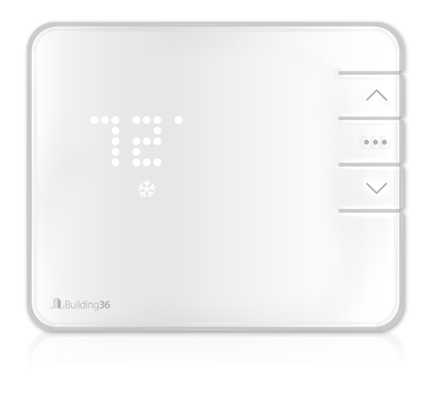 Z Wave Product Catalog Building 36 Intelligent Thermostat