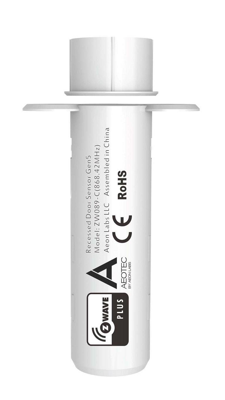 Z Wave Product Catalog Recessed Door Sensor Gen5