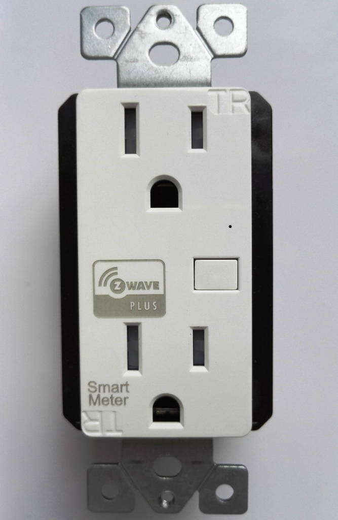 Z-Wave Product Catalog - IN-Wall Smart Meter TR Duplex Receptacle