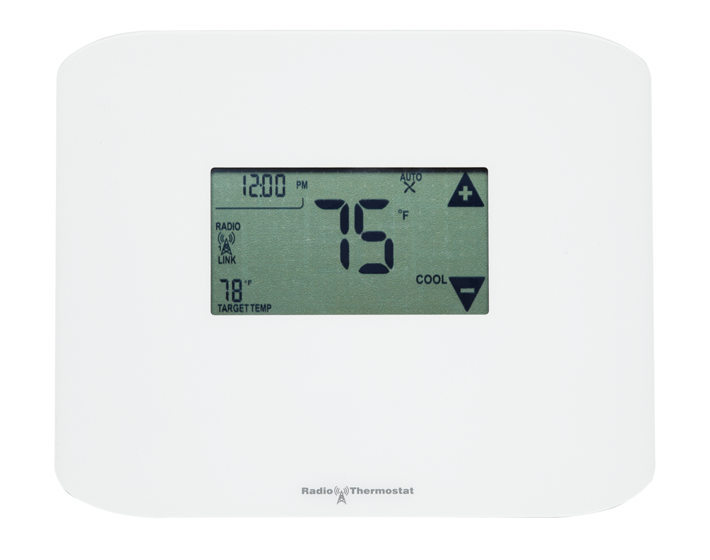 CT100PLUS Z-Wave Thermostat (Battery Powered) by Radio Thermostat of America