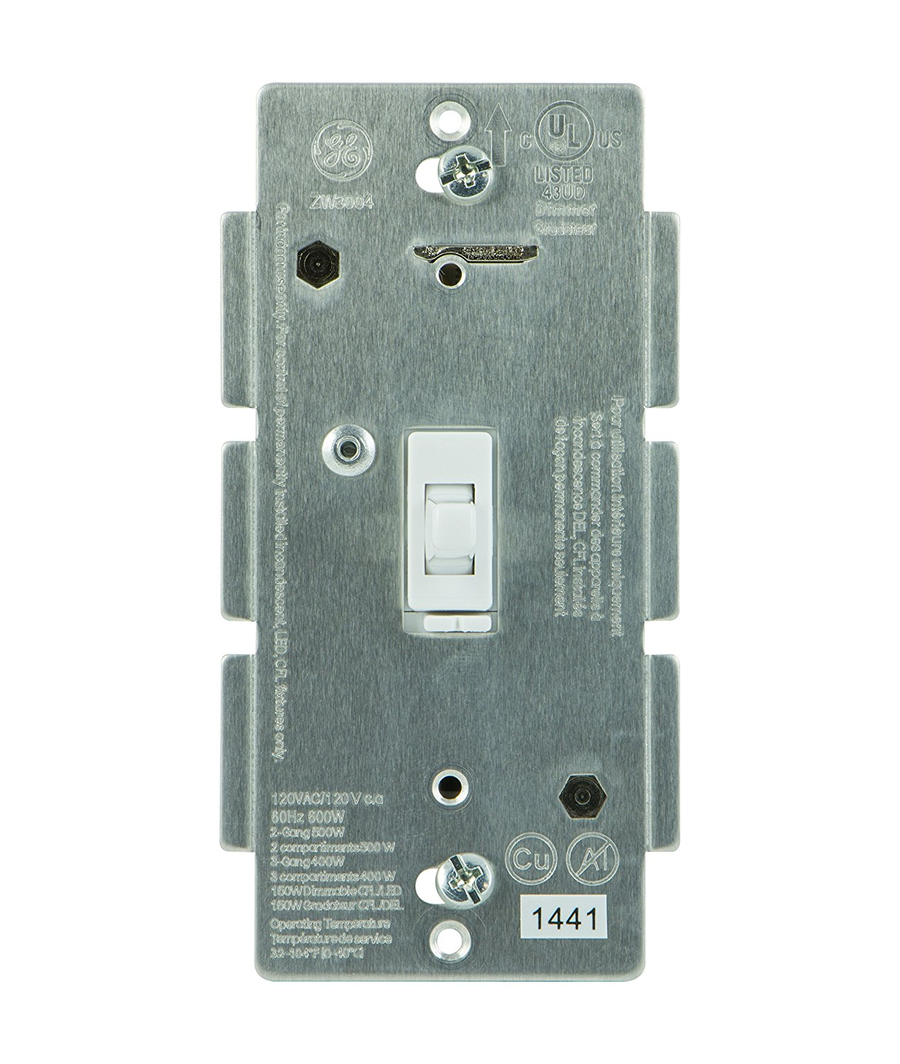 In Wall Smart Toggle Dimmer Wireless Controlled Lightdimmer Indexproductnamezc10 16105295