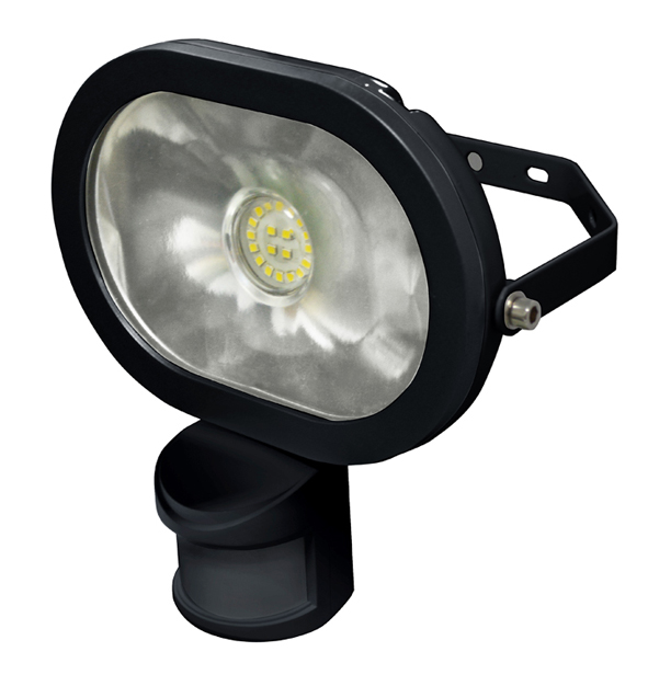 Z-Wave Floodlight with Motion Detector