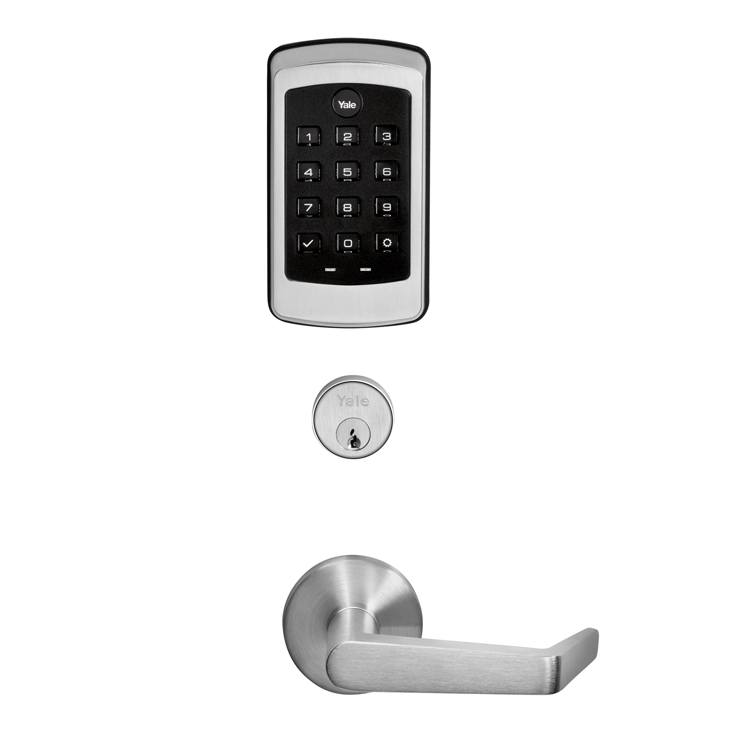Z Wave Product Catalog Nextouch Sectional Mortise Push